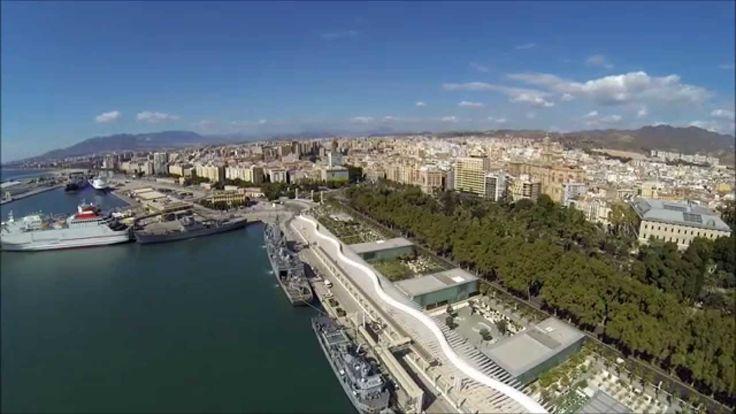Visita al puerto de Málaga con tu coche de alquiler http://alquilercochesmalaga.soloibiza.com/visita-al-puerto-malaga-coche-alquiler/ #alquilercochesmalagaaeropuerto