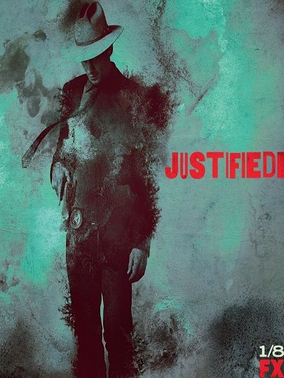 JUSTIFIED Season 5 Poster - See photos of the FX Western/Crime TV series