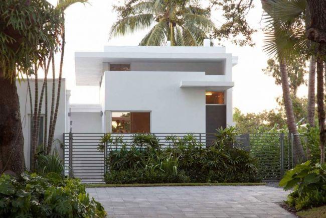 Villa blanche en Floride