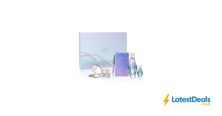 GHOST Dream Gift Set 50ml *HALF PRICE* Great Valentines Gift, £19 at Boots