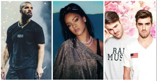 New PopGlitz.com: Drake, Rihanna & The Chainsmokers Lead the 2017 Billboard Music Awards Nominees - http://popglitz.com/drake-rihanna-the-chainsmokers-lead-the-2017-billboard-music-awards-nominees/