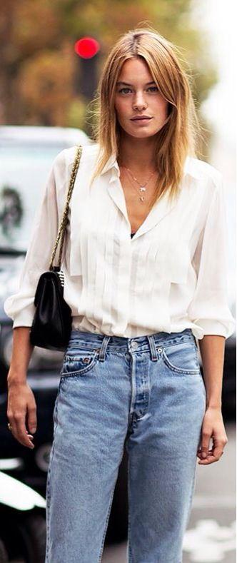 Vintage Hight Waist Jeans
