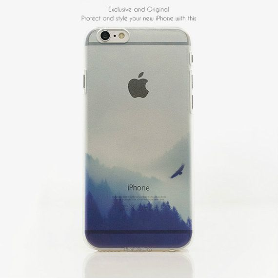 Unique Fog Woods iPhone 5/5s/6/6 plus case Galaxy S6 by MuMuLi