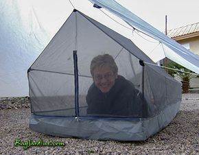 Ray-Way Net-Tent Kit $80 & 195 best Einmannzelt images on Pinterest   Tent camping Camping ...
