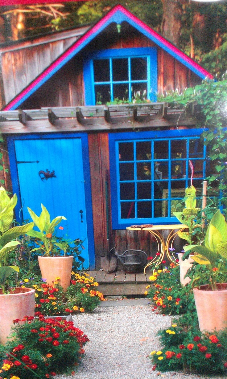 Best Garden Shed Images On Pinterest Diy Garden Sheds And Home