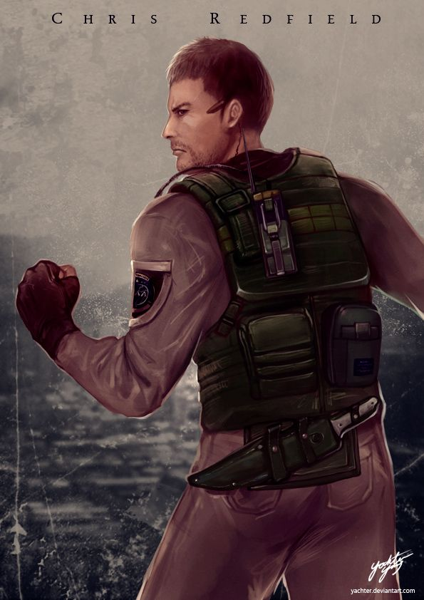 re6 chris by yachter