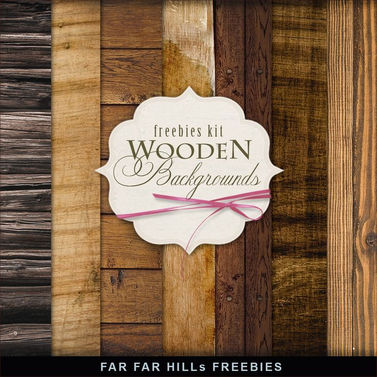 New Freebies Kit of Wooden Backgrounds:Far Far Hill - Free database of digital…