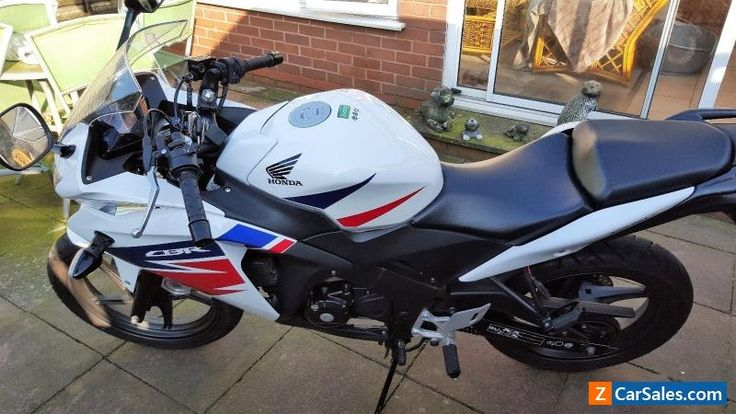 Honda CBR125R 125CC Motorbike #honda #cbr125r #forsale #unitedkingdom