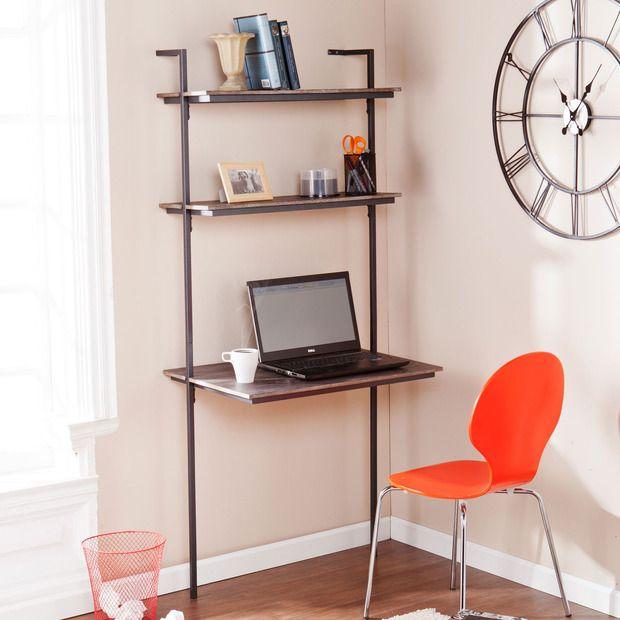 minimalist wall mount desk