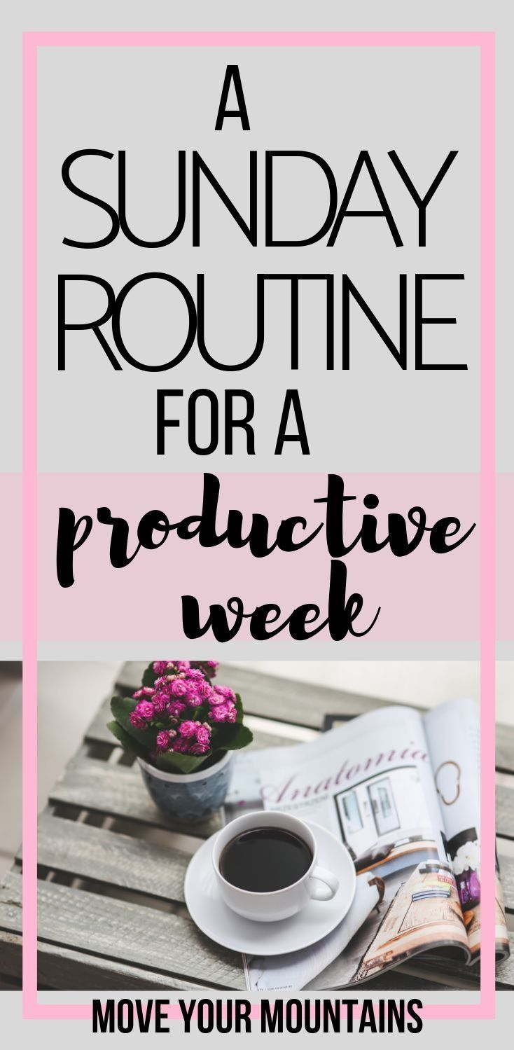 Are you setting yourself up for success at the end of the week? Getting organized and taking time for yourself on Sunday will ensure you have an amazing week to follow. Don't start Monday off on the wrong foot. Follow this best self care sunday routine to recharge and win the week. #selfcare #selfcaresunday #success #sunday #routine