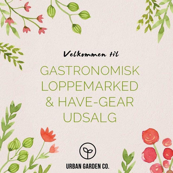 Velkommen til Gastronomisk Loppemarked hos Rest.Lumskebugtens loppemarked Urban Garden sælger have-gear på torsdag - til gode priser! URBAN GARDEN CO. HAWS TRIMM COPENHAGEN NUTSCENE XALA HASSELFORS GARDEN NOOCITY DORTHE KVIST ORGANIC SEED OPINEL SUMMERWILLBEBACK WECK NELSON GARDEN Håber vi ses! #lumskebugten #urbangardencompany #loppemarked #urbangarden