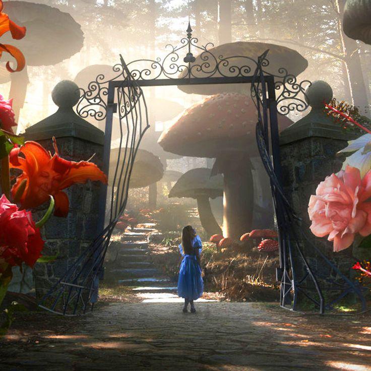 Alice in Wonderland | alice in wonderland ipad background description alice in wonderland ...