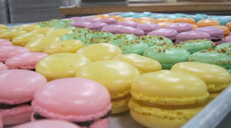 Fudge Macaroon Cookie- Willy Wonka Theme Dinner