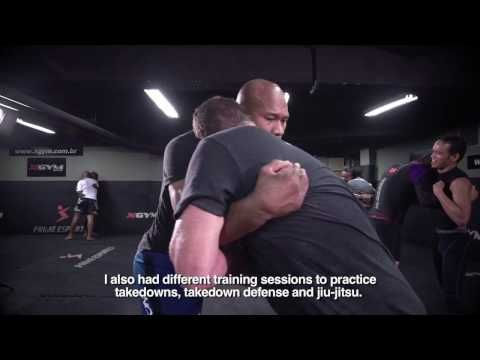 MMA UFC 208: Jacare Souza - No One Can Stop Me