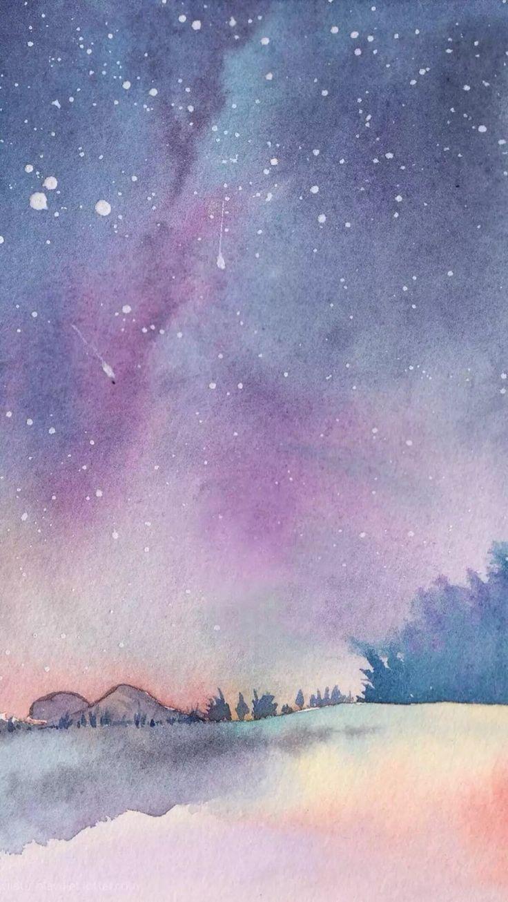 Best 25+ Watercolor wallpaper ideas on Pinterest ...