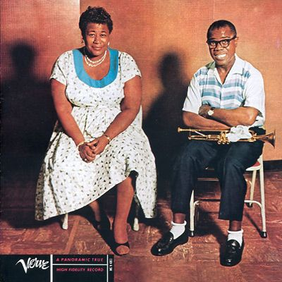 Ella Fitzgerald and Louis Armstrong: Ella and Louis