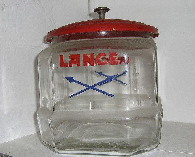 Vintage Lance Jars General Store Jars Pinterest