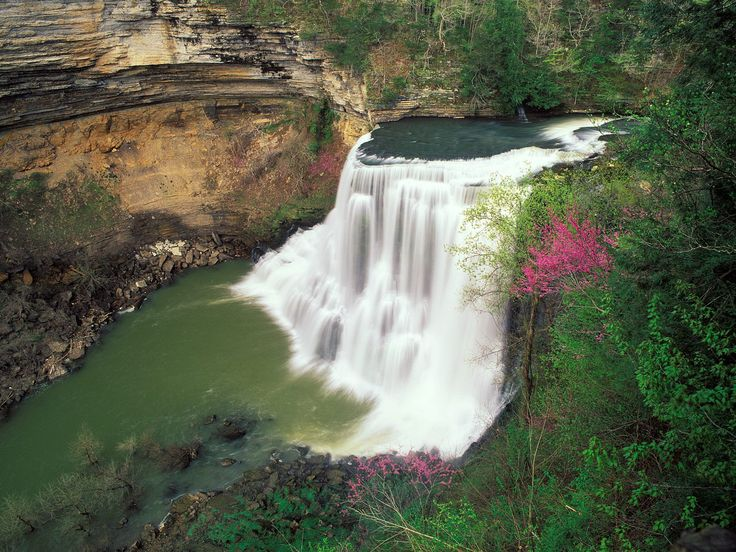 Waterfalls!:): Waterfalls, Favorite Places, Beautiful, Tennessee, Burgess Falls, Early Spring, Photo