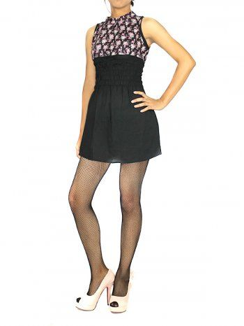 ANDY MOSS BLACK SHORT DRESS best indian dresses [FF0222-1057] - Rs 699.00 : FEEROL FASHIONS, Shop Men and Women clothings and fashion accessories in India