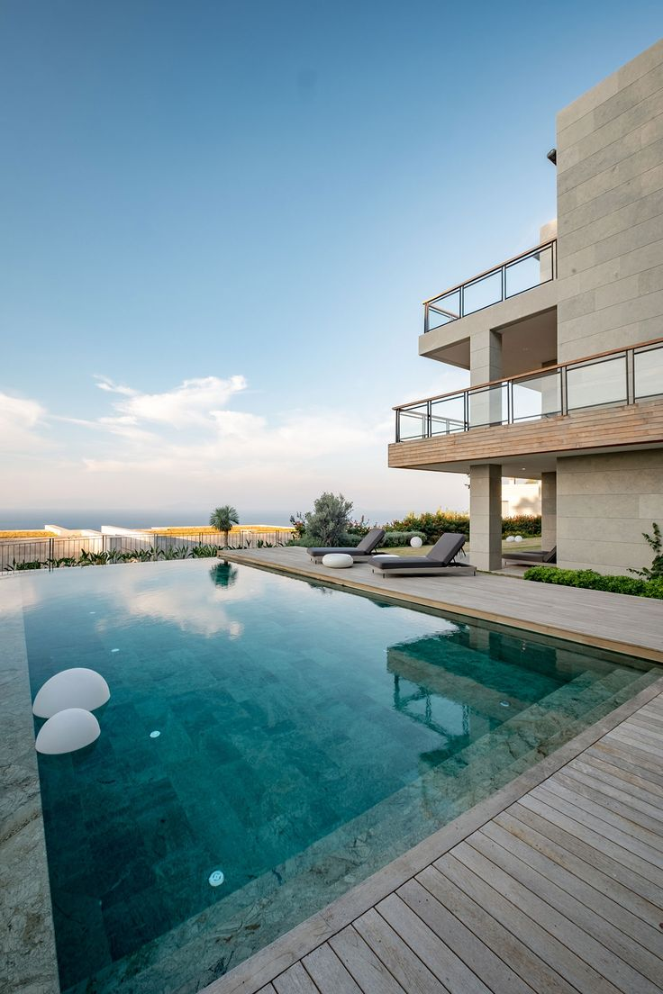 slasharchitects D House 05 #slasharchitects #architecture #house #landscape #design #pool