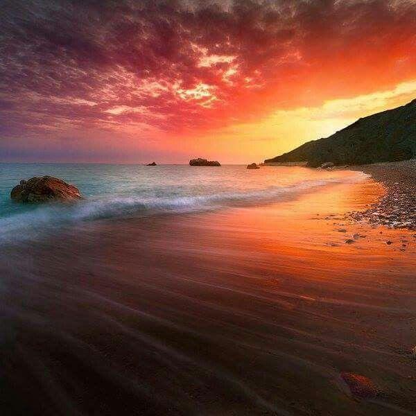 Aphrodite's Rock, Paphos, Cyprus                                                                                                                                                                                 More