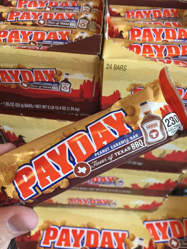 Payday Candy Bar Cake Recipe