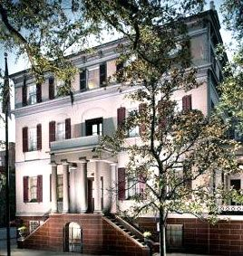 Juliette Gordon Low House Savannah GA The Birthplace Of Girl Scouts USA And Now A National Scout Program Center This Home Was Savannahs