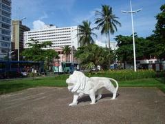 O leão mais famoso