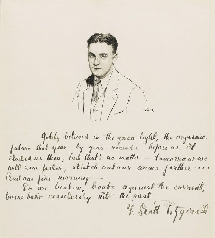 the purpose of scheduling in the great gatsby by f scott fitzgerald Works of f scott fizgerald  long the value of life critic julius caesar heroism friend purpose of education freedom assisted suicide illustration imperialism.