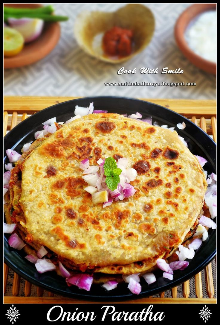 onion paratha recipe,pyaaz ka paratha,pyaz ke parathe,onion stuffed flatbread,ONION PARATHA ~COOK WITH SMILE