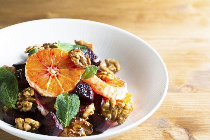 Insalate leggere, facili e originali a base di arance - La Cucina Italiana: ricette, news, chef, storie in cucina