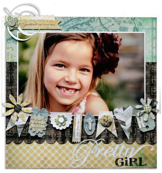 scrapbook page idea ⊱✿-✿⊰ Follow the Scrapbook Pages board & visit GrannyEnchanted.Com for thousands of digital scrapbook freebies. ⊱✿-✿⊰