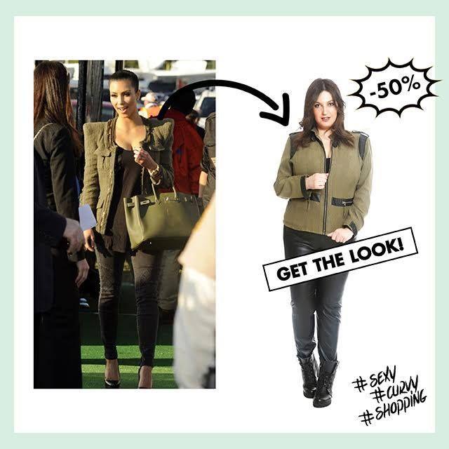 #KimKardashian #sosexy #getthelook #beastar #plussize #fashion #curves #sexy  www.happysizes.gr