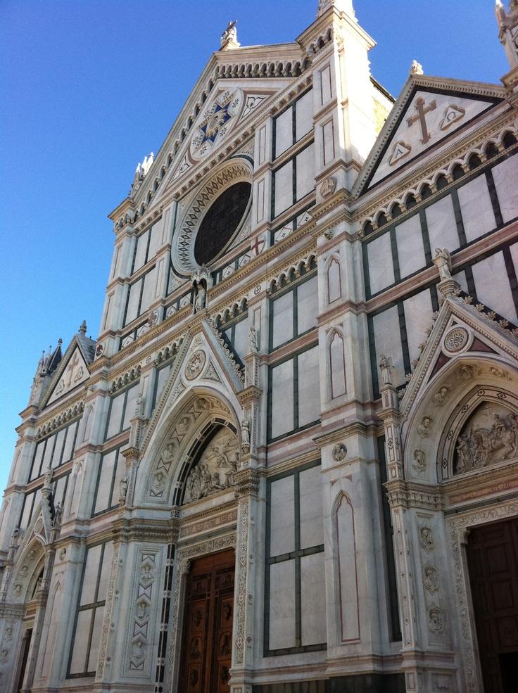 Florencia. Basílica de la Santa Croce.   http://regimen-sanitatis.blogspot.com/2011/12/sobre-el-sindrome-de-stendhal-y-otras.html