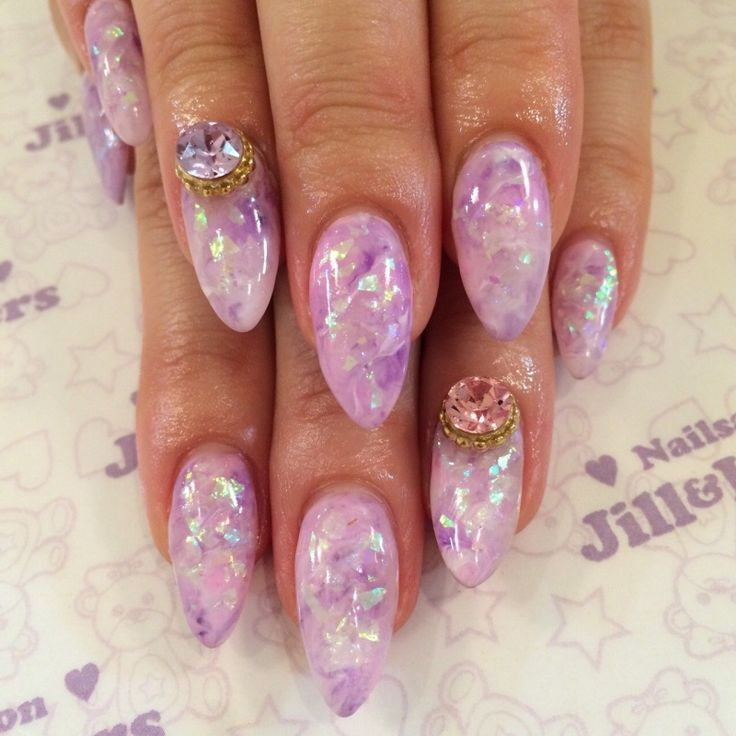 #jill and lovers #princess#nails