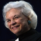 Republican, Sandra Day O'Connor was the first woman appointed to the U.S. Supreme Court. She was considered a moderate conservative and served for 24 years.