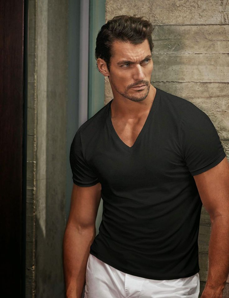 David Gandy's Underwear Collection for M&S (Gandy For Autograph) ~ David James Gandy