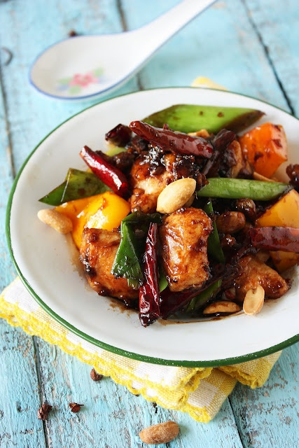 Kung Pao Chicken - Visit http://asiaexpatguides.com and make the most of your experience in China!