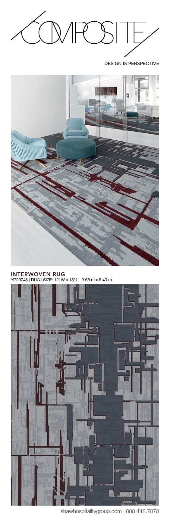 Interwoven Rug