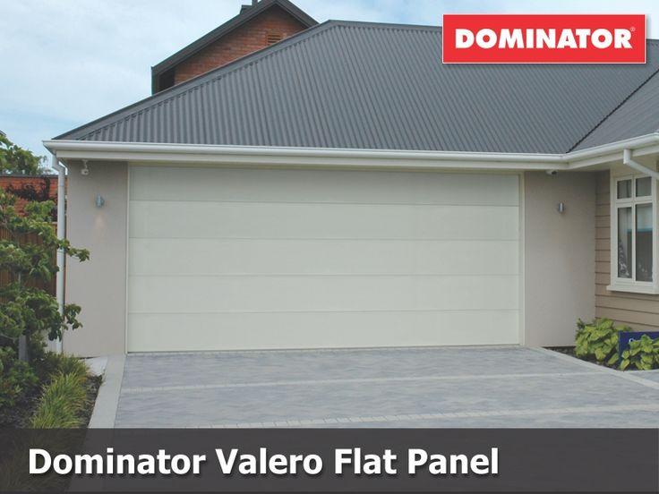 Dominator Valero Sectional Door