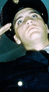 Elvis Presley ♔at the Ritters Park Hotel , Bad Homburg , Germany , oct 1958