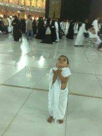 What you think he wants?...Masha Allah, how precious...kd