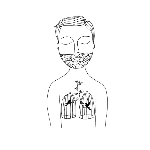 Illustrations by Fernando Cobelo | http://inagblog.com/2015/12/fernando-cobelo/ | #illustrations #drawings