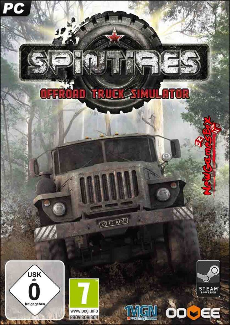 Spintires PC Game Free Download Full Version, PC System Requirements
