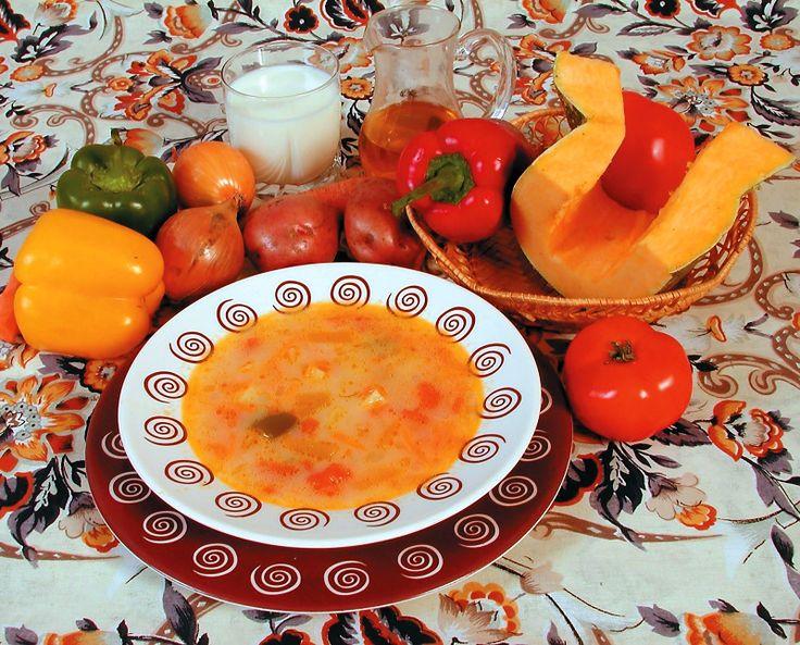 Рецепты суп из тыквы тыквенный суп