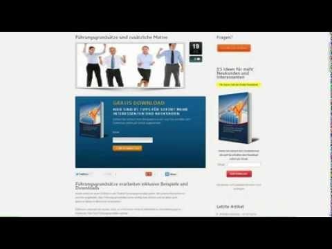 Führungsgrundsätze Beispiele und Downloads