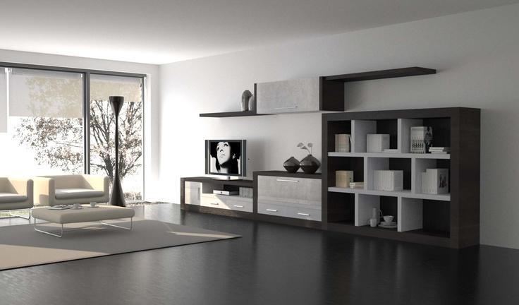 #muebles con encanto y #diseño by #nogalyecla en #roble .