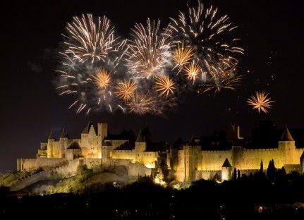 Carcassonne Ablaze