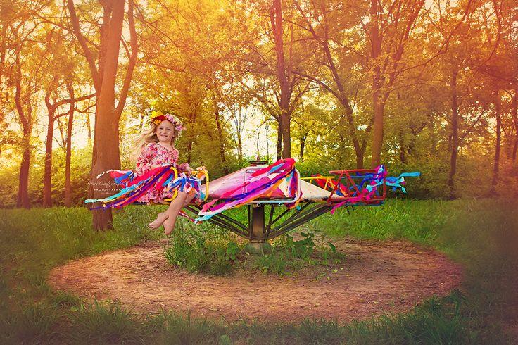 summer, dreamland, whirligig, girl, csutafoto
