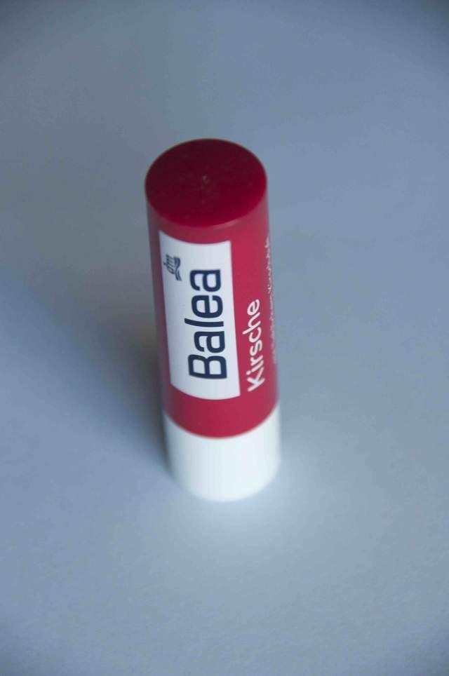 Balea dm drogerie lip balm Kirsch – Cherry Balea dm -pomadka ochronna